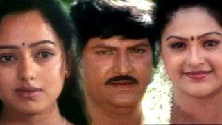 Rajahamsa Full Video Song || Postman Movie || Mohan Babu, Soundarya, Raasi