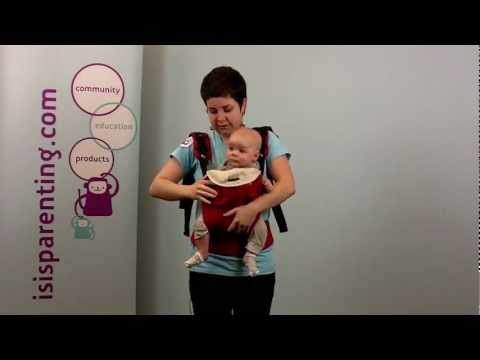 The Lillebaby Carrier: A Demonstration | Isis Parenting