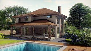 Создание 3D модели дома