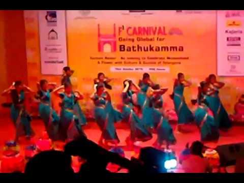 Shirisha Tss puttamida palapitta dance Delhi