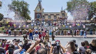 Disneyland Celebrates 62 Years with 62 Characters