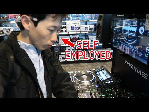 Lower Self Employment Taxes Fast Food Mukbang Ramen Vlog