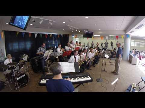 Glen Rock High School Jazz Band 2016-My Favorite Things