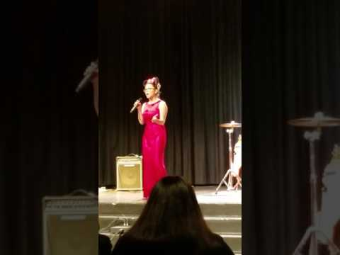 Zoey Turney Kerman Talent Show 2017- Disney Medley