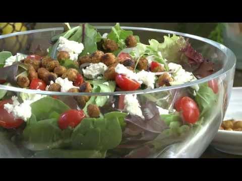 How to Make Roasted Chickpeas | Vegetarian Recipes | Allrecipes.com