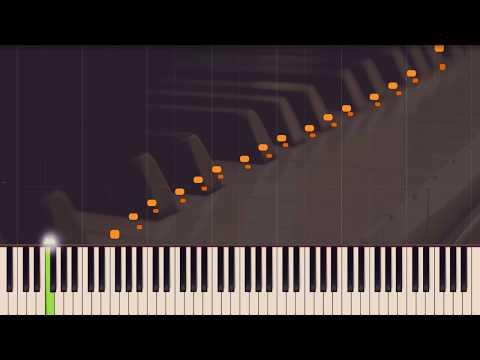 Glinka / Balakirev - A Farewell to St. Petersburg: No. 10. The Lark (Synthesia)