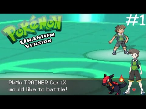 Pokémon Uranium (PVP Online Battle) - I Almost Got Him!