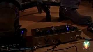 Dual Tap Delay & Visual Volume Demo by Tom Hemby
