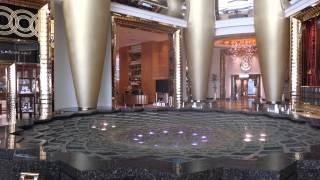 The Fountain at the Burj Al-Arab in Dubai #filippindubai