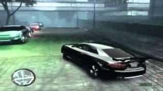 Grand Theft Auto IV ENB Series