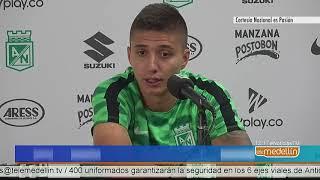 Atlético Nacional buscará su buen fútbol contra América de Cali [Noticias] - Telemedellín