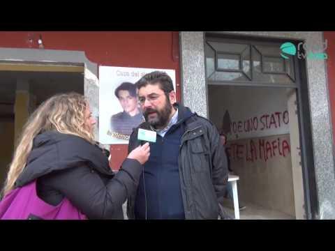 """SPECIALE La casa del giovane """"Gigi e Paolo"""": il bene confiscato a Pianura diventa luogo di speranza"""