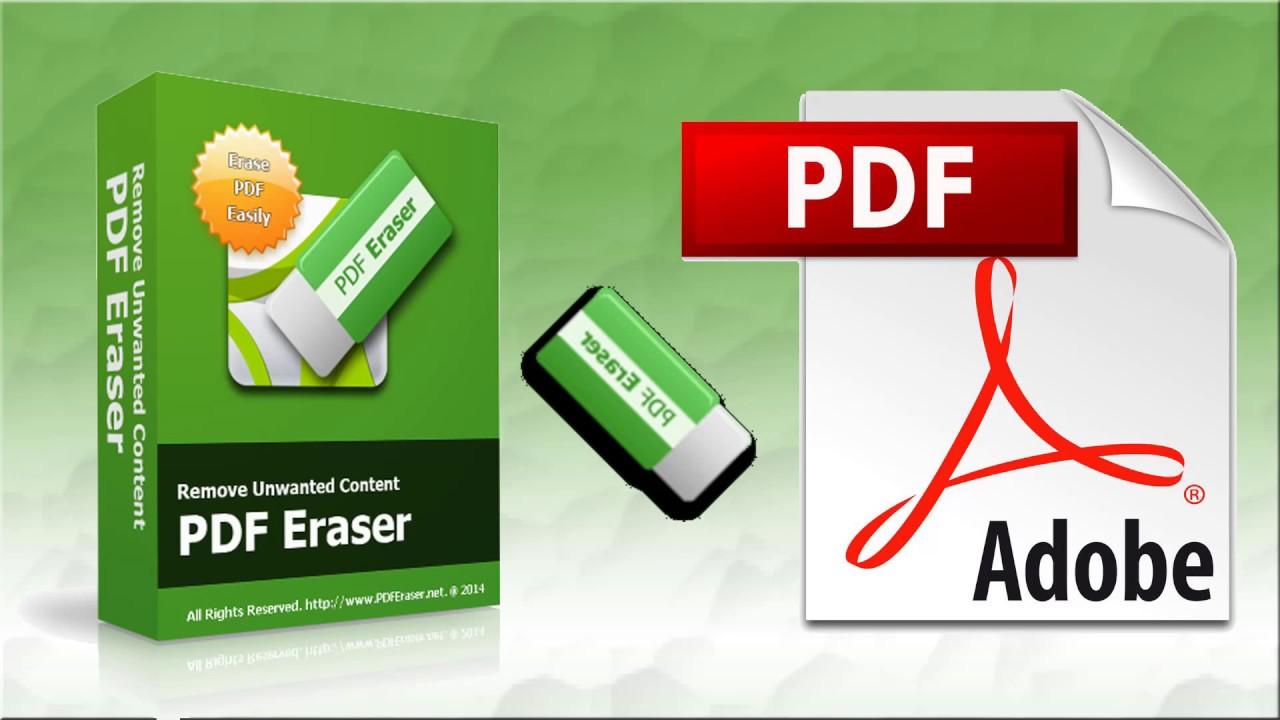 Pdf Eraser Gratis