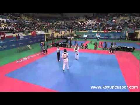 57kg Hou Yuzhuo - Lim Su Jeong