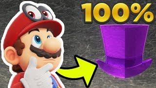 Super Mario Odyssey - Cap Kingdom ALL 50 REGIONAL COIN LOCATIONS! [100% Guide]