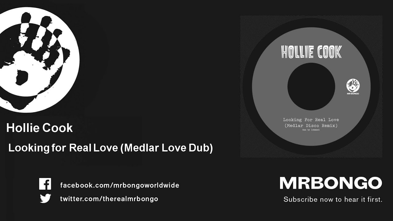Hollie Cook Looking For Real Love Medlar Love Dub