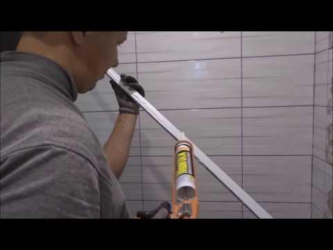 видео: Потолок из ПВХ панелей.