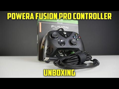 powera fusion xbox one controller manual