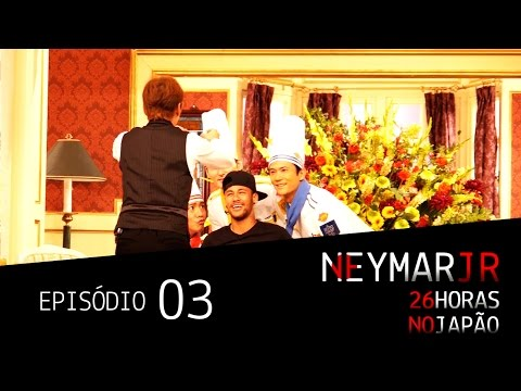 EPISÓDIO 3 #NeymarJr26HorasNoJapão