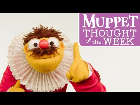 Muppet Thought Of The Week Ft. Lew Zealand | The Muppets