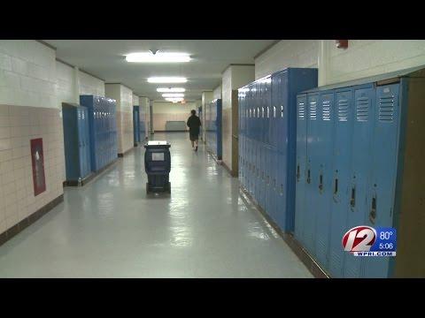 Pilgrim High School renovations are underway