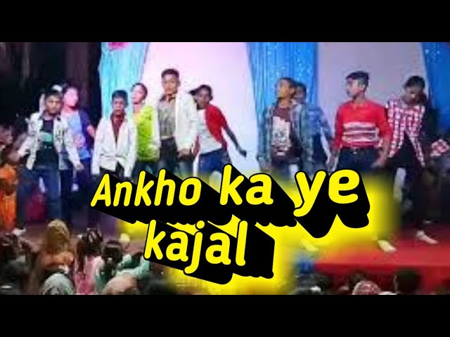 Ankho  ka ye kajal dance / by shirale sir #1