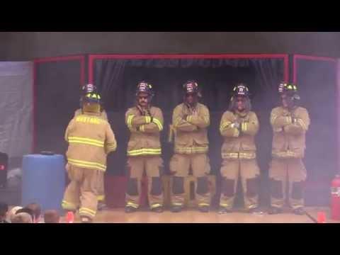 Fire Prevention 2015 Mustang Fire Department