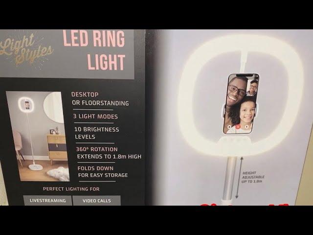 best ring light from b m best ring