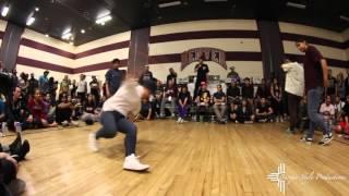 Crissy B & Lilly Breeze Vs. JK47 (Semi-Finals)(Queenz of Hip-Hop 7th Annual Jam)