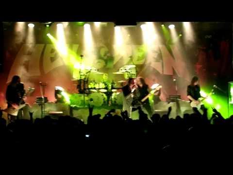 Helloween - (Live @ The Circus, Helsinki 29.3.2013) - Burning Sun