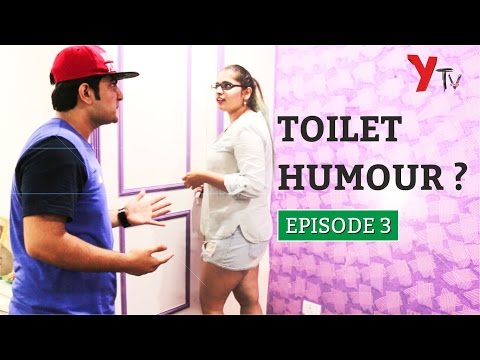 YTV: When You Forget to Lock The Toilet - WESTERN vs. INDIAN Reaction - Daily Bakar - S01E03