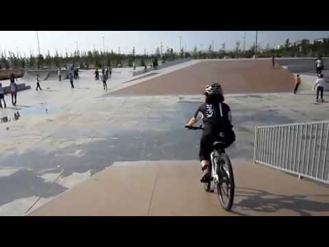 İleri Seviye Bisiklet Dersi
