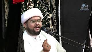 الشيخ علي البيابي - الإنسان الجاهل يتسرع في الحكم
