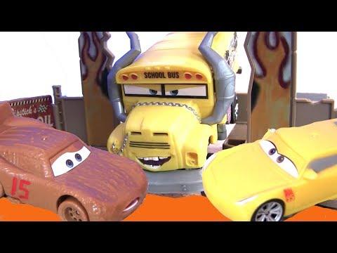 Тачки 3 Disney Pixar Cars 3 Молния Маквин Мультик Мультики для детей