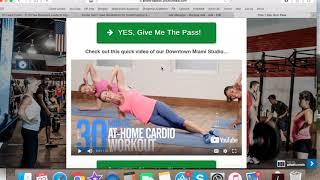 How to generate 118 leads for Yoga & Fitness Studios in 5 days (Facebook & Instagram Ads)
