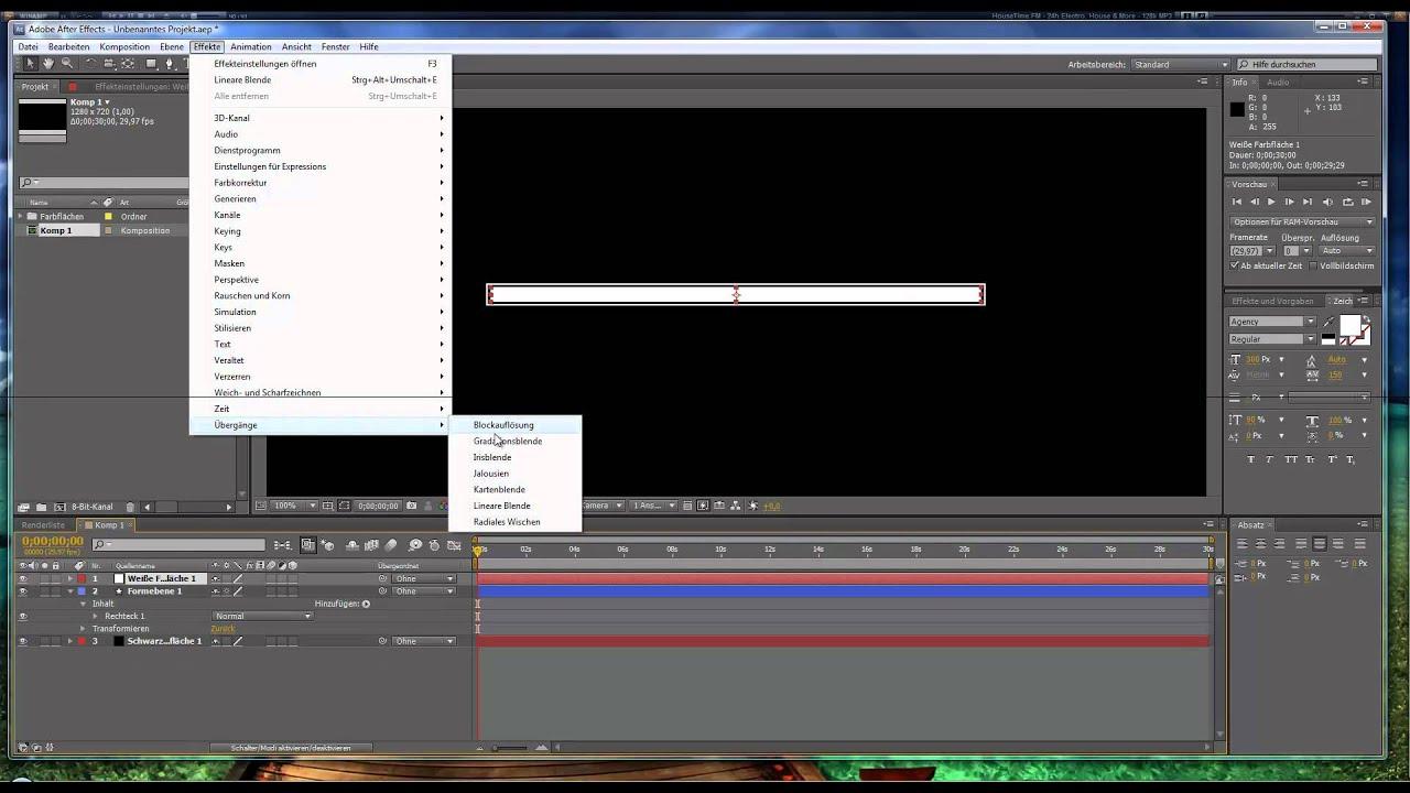 After Effects Tutorial - Ladebalken erstellen/create a Loading Bar ...