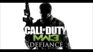 Call of Duty: Modern Warfare 3 Defiance - Soundtracks