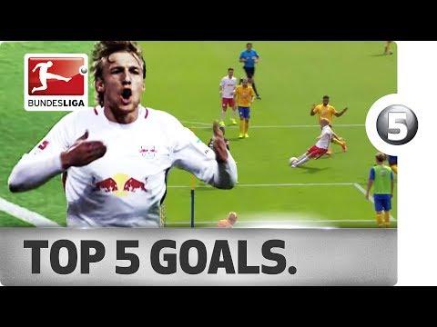 Emil Forsberg - Top 5 Goals