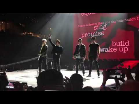 U2 Joshua Tree Tour 2017 - Pride (outro)/Streets - Dallas / Arlington