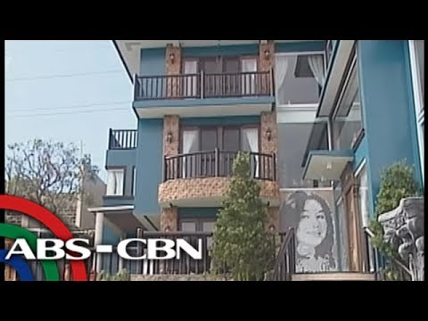 'Lord of Scents' Joel Cruz shows mansion in Batangas