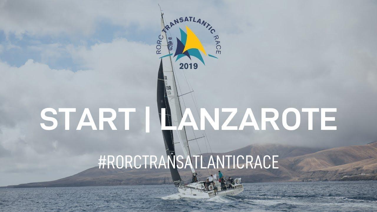 Start Film | RORC Transatlantic Race 2019