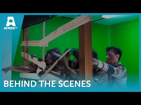 Making of Zombie Invasion! Episode 4: Filming the Invasion