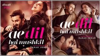 Gambar cover Ae Dil Hai Mushkil Title track   Arijit Singh