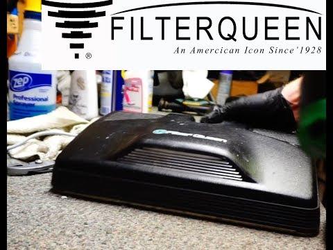 filter queen canister vacuum wiring diagram filter queen majestic 360 power nozzle vacuum fix service tune up  filter queen majestic 360 power nozzle