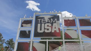 Tour Of The United States Olympic Training Center, Usa
