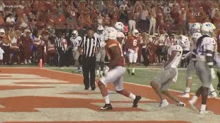Dr. mark escott says that if ut officials allow even 25% capacity at football games, it's likely more than 100 of those 25,000 fans would contract covid-19.m...