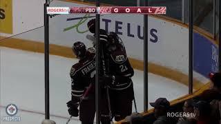 Declan Chisholm 1A vs Ottawa | Sep 23 2018