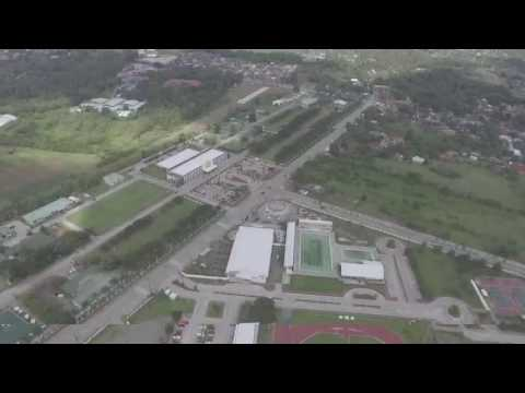 sports complex in tAGUM city..