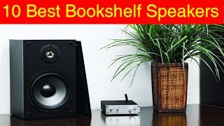 Best Bookshelf Speakers Of 2017 | 10 Best Bookshelf Speakers 2017   #BookshelfSpeakers