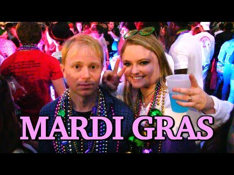 Joe Goes To Mardi Gras